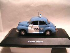 IXO / ATLAS 1/43   -  VOITURE DE POLICE MORRIS MINOR  (EN BOÏTE)