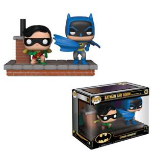 Funko POP 281 Comic Moment 80th Batman 1972 Batman and Robin POP VINYL GIFT IDEA