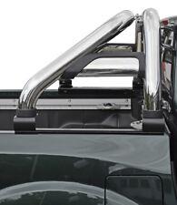 ROLLBAR piccolo Roll Bar Nissan Navara d40 Roll Bar acciaio inox con autorizzazione