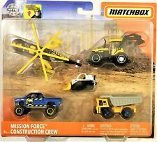 Matchbox - Mission Force Construction Crew (BBGLG23)