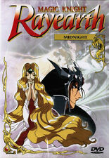 Magic Knight Rayearth Midnight DVD ( NTSC )
