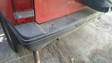94 GEO TRACKER Rear Bumper Without Gloss Fits 90-95 TRACKER