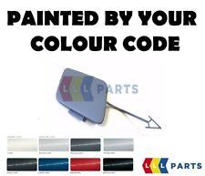 AUDI A6 ALLROAD nuovo paraurti anteriore Coperchio gancio di traino Cap dipinto da il codice di colore