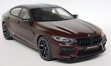 BMW M8 Gran Coupé 2020 Amétrine 1/18 GT Spirit GT285 Neuf