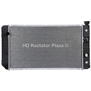 Radiator For 88-94 S10 Blazer S15 Jimmy Sonoma Syclone V6 4.3L GM3010406 New