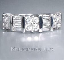Wedding Eternity White Gold VS2 Fine Diamond Rings