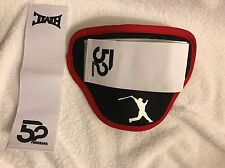 BMC Parkbang Byun Ho Park Korea Baseball Batters Elbow Guard Black Red Evoshield