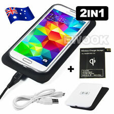 Qi Mobile Phone Chargers & Cradles for Samsung Galaxy S5