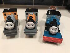 Set of Thomas & Friends Trackmaster Trains Bash Dash Ferdinand Motorized Works