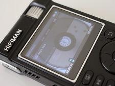 "ACMAXX 3.0"" HARD LCD SCREEN ARMOR PROTECTOR for HiFiMAN HM-650 HM650 HiFi player"