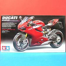 Tamiya 1/12 Ducati 1199 PANIGALE S [1/12 Motorcycle Series] model kit #14129
