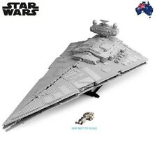 Star Wars Ultimate Collectors Imperial Star Destroyer - Compatible Set 75252 New