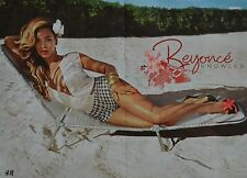 BEYONCE KNOWLES - A3 Poster (ca. 42 x 28 cm) - Clippings Fan Sammlung NEU