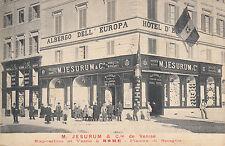 3217 )  Roma Piazza di Spagna - M. Jesurum
