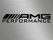 El rendimiento de Mercedes AMG coche Calcomanías Pegatinas de vinilo ventana parachoques Clase De Pila