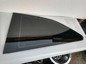 2008-17 AUDI A5 S5 B8.5 OEM REAR LEFT DRIVER SIDE QUARTER WINDOW GLASS 43R-00081