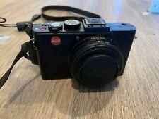 Used Leica D-Lux 6 Digital Camera 10MP - Black