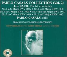 Bach Js : Casals CD