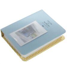 64 Pockets Mini Album Case Storage For Polaroid Photo FujiFilm Instax Film AD