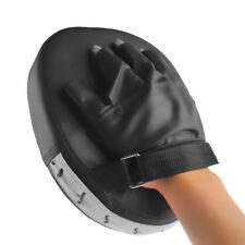 Muay Thai Taekwondo Boxing Foot Target Training Glove Kick Punching Bag Pad Y4