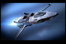 Star Citizen (PC, 2015) M50 Interceptor Upgrade