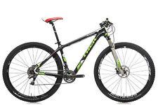 "2012 Trek Superfly Elite Team Issue Mountain Bike 17.5in Medium 29"" Carbon SRAM"