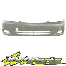 FRONT BAR COVER WHITE SUIT TOYOTA CAMRY CV36 02-04 SERIES 1 BUMPER
