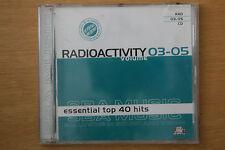 Radioactivity Volume 03-05 Essential Top 40 Hits Pulse Music DJ Tools (Box C108)