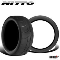 2 X New Nitto NT01 Competition 245/40R18 93W Radial Track Tires
