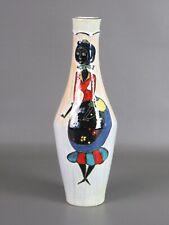 Melior Rare Vase Modernist Ceramic Design 50 Years Signed Numbered