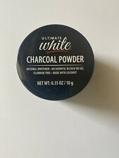 Ultimate White Natural Teeth Whitening Powder, 0.35 oz. Tubs