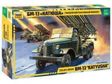BM-13 KATIUSHA - SOVIET ROCKET LAUNCHER  #3521 1/35 ZVEZDA
