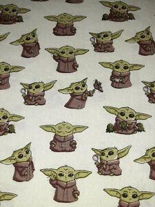 The Mandalorian Grogu Baby Yoda Standard Pillowcase NEW