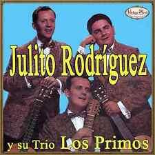 JULITO RODRIGUEZ iLatina CD #89 Trio Los Primos Puerto Rico Voces y Guitarras