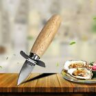 Oyster Knife Opener Stainless Steel Shucker Scallop Shellfish Shucking Tool