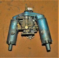 CH1K19977 1956 Evinrude 7.5 HP Carburetor & Intake ASSY PN 0376248 Fits 1956+