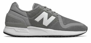New Balance 247 Gray Athletic Shoes for Men for Sale ...