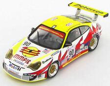 Porsche 911 GT3 RSR #90 Le Mans 2004 1:43