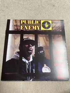 Public Enemy - It Takes A Nation Of Millions To Hold Us Back Vinyl (1995)