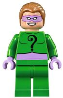 LEGO SUPER HEROES CLASSIC TV SERIES BATMAN MINIFIGURE THE RIDDLER 76052