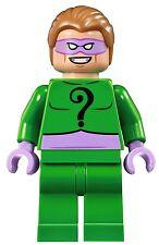 LEGO SUPER HEROES CLASSIC TV SERIES BATMAN MINIFIGURE THE RIDDLER 76052
