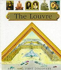 First Discovery: Let's Visit the Louvre Museum by Tony Ross c2012 VGC Spiral HC