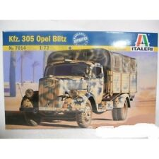 * Italeri 7014 Kfz.305 Opel Blitz - 1:72 Scale Military Vehicle kit