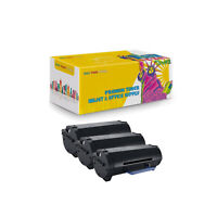 3Pack Compatible 593-BBYP Black Toner Cartridge for Dell S2830 HY S2830dn