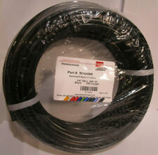 Atp N14abk Nylochem Nylon Plastic Tubing Black 316 Id X 14 Od 100 Feet