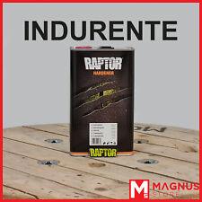 U-Pol Raptor Indurente per Vernice ruvida antigraffio bedliner 5L UPOL