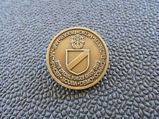 challenge coin  -         20th Special Forces Group    -    THE GREEN BERETS