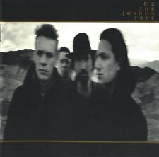 U2 - THE JOSHUA TREE - CD, 1987