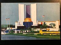 Vintage Postcard>1933>U.S. Gov & States Group>Chicago World's Fair>Illinois