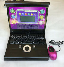 Discovery Kids Teach And Talk Exploration Laptop Educational Toy Pink/Purple/blk